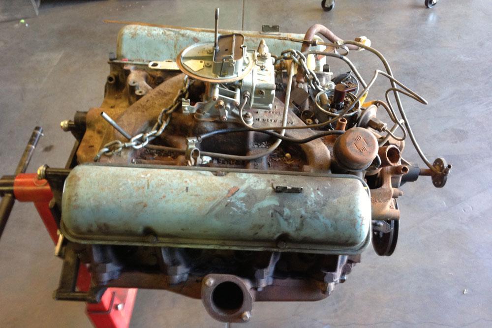 Fairlane Motor Overhaul